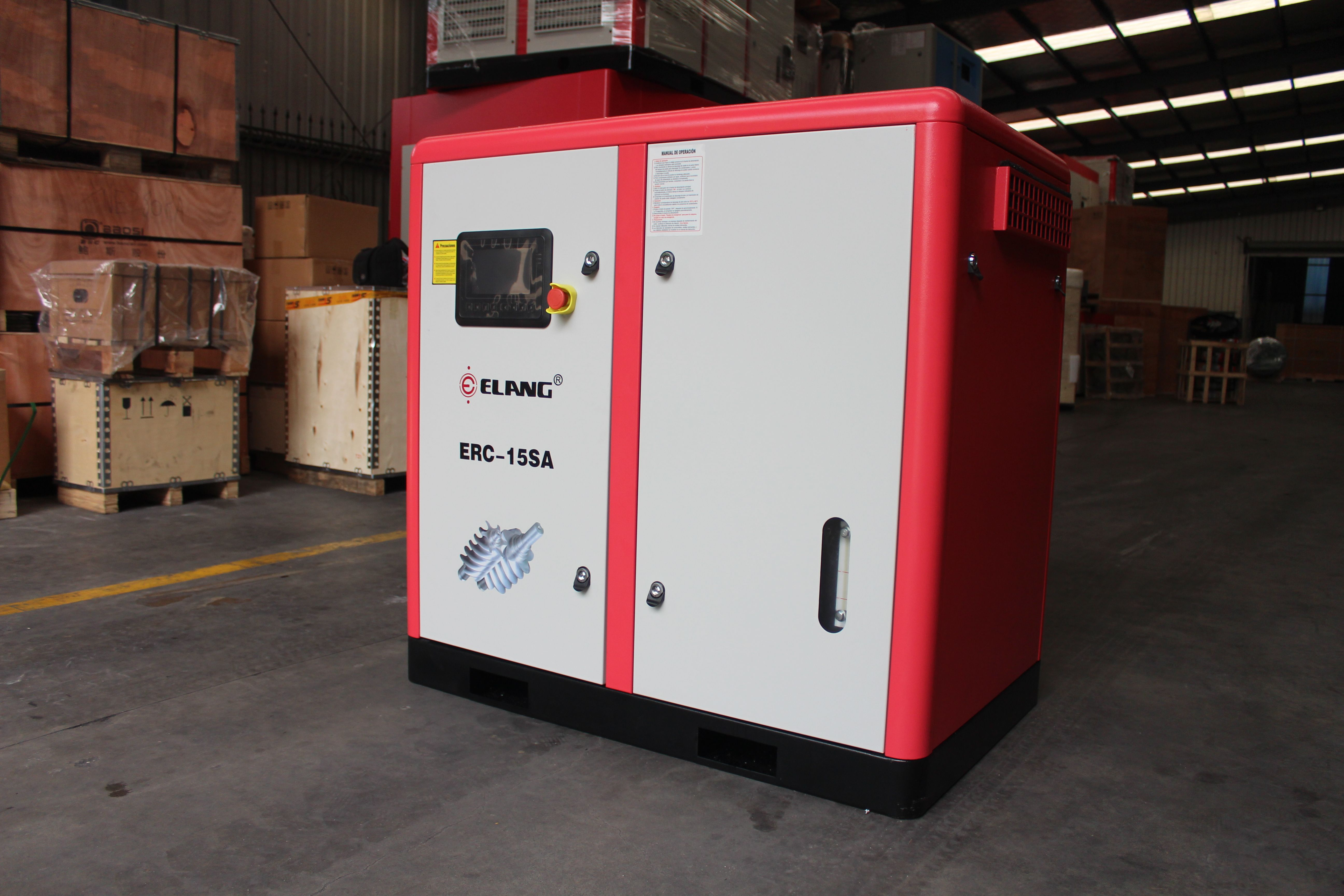 buy Permanent integrated host air compressor 15HP