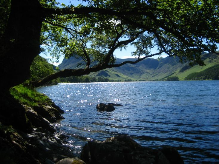 Buttermere Lake District National Park Nick Thorne Lake District National Park Lake District England Lake District