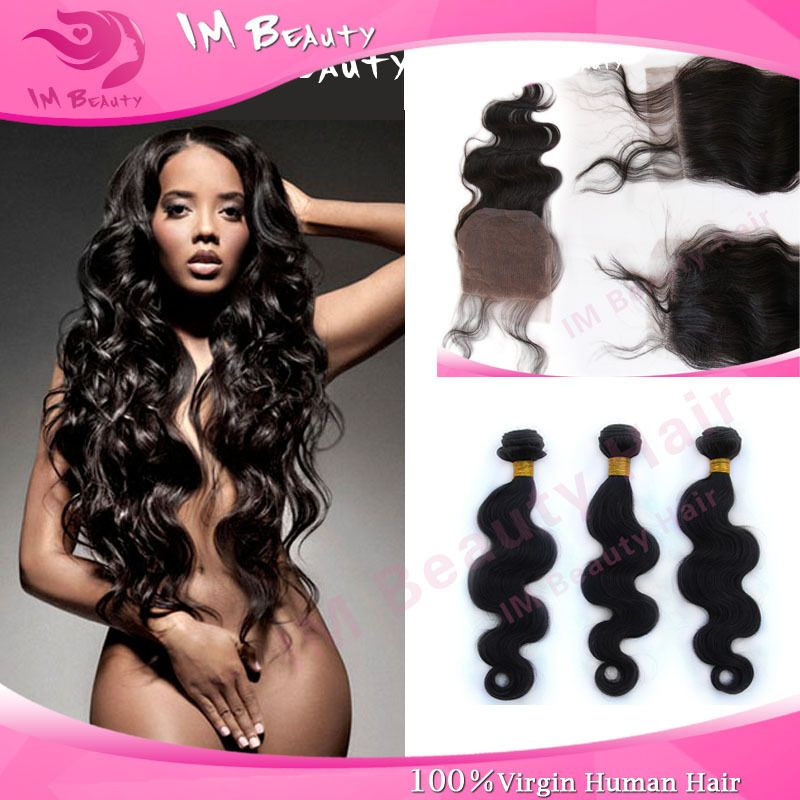 Find more hair weft with closure information about 3pcs hair dense on sale at reasonable prices buy unprocessed indian virgin hair with closure virgin indian hair body wave hair bundles with lace closures with pmusecretfo Choice Image