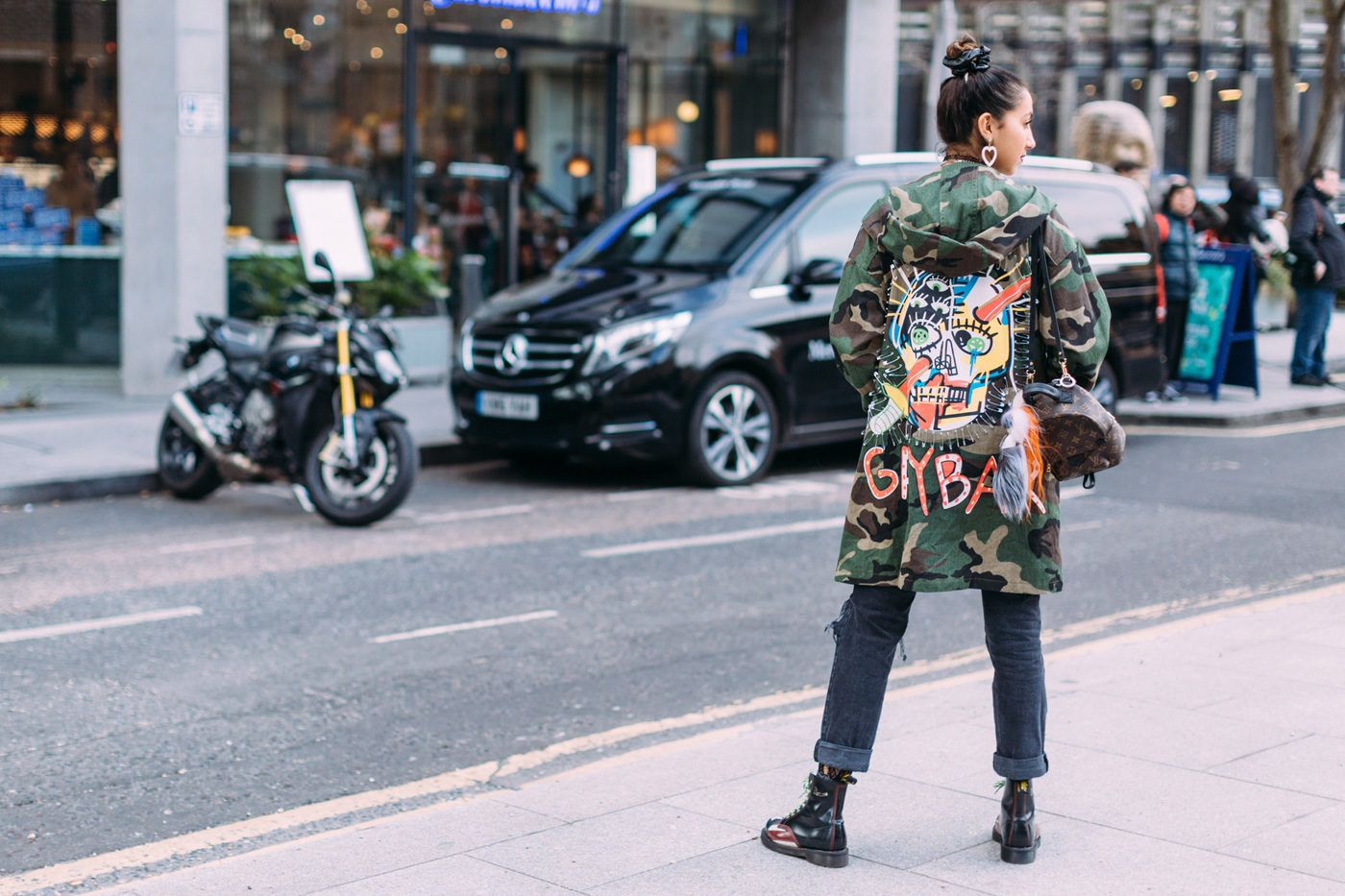 d03b30573660 8 Times Camo Print Reported for Duty at Fashion Week
