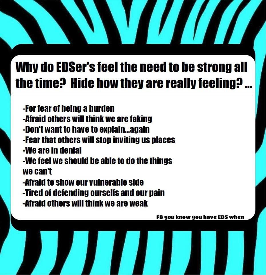 ehlers danlos syndrome EDS Pinterest I am, Dr. who