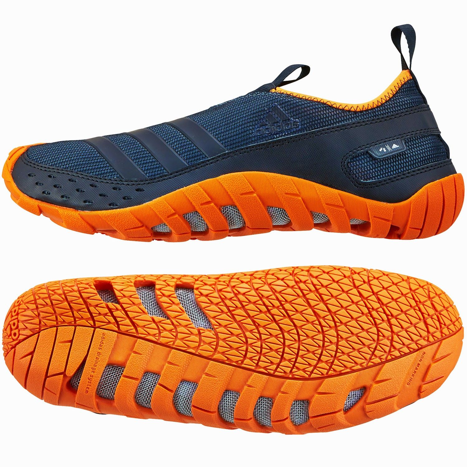 best authentic f2758 d6751 Professional Atheletic News Adidas JAWPAW II Mens Water Sports Shoes