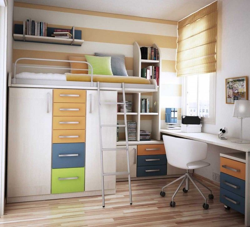Excellent Small Bedroom Storage Solutions  Httpjyhongdoushan Impressive Storage Solutions For A Small Bedroom Inspiration Design