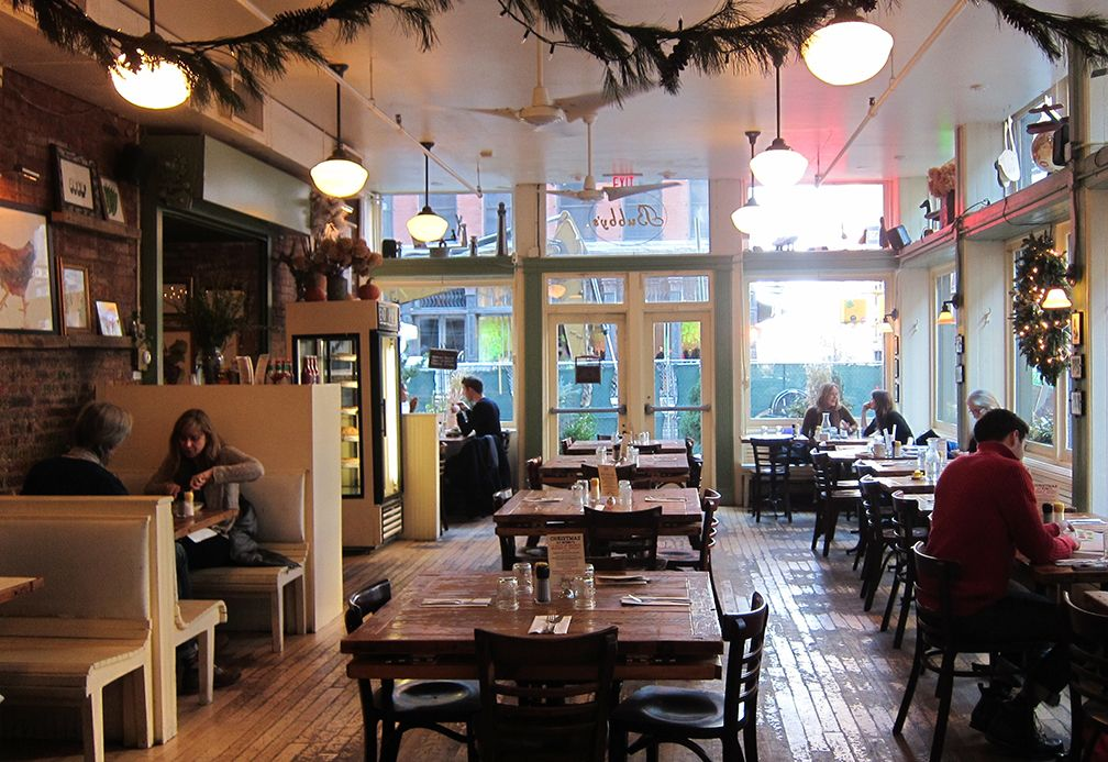 Bubby S Nyc Kid Friendly Restaurants New York City Vacation Brunch