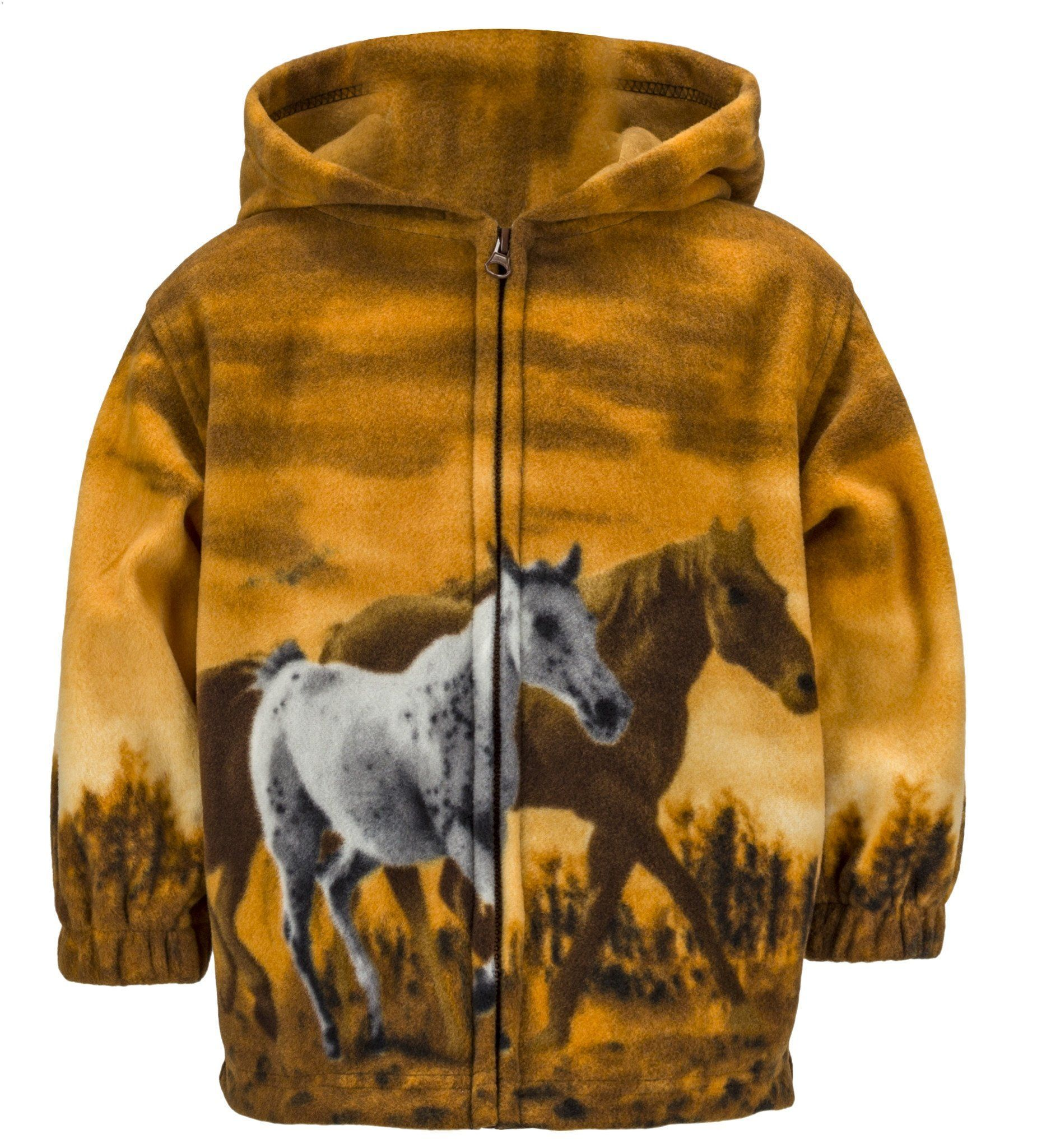 d59cd2986f76 Wildkind Toddler R'Lixio Horse Animal Jacket | Products | Jackets ...