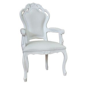 Delicieux Victorian Arm Dining Chair