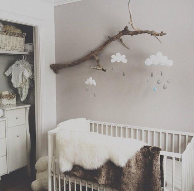 when clouds sneak into our homes bright d cor ideas diy kinderzimmer kinder zimmer baby. Black Bedroom Furniture Sets. Home Design Ideas