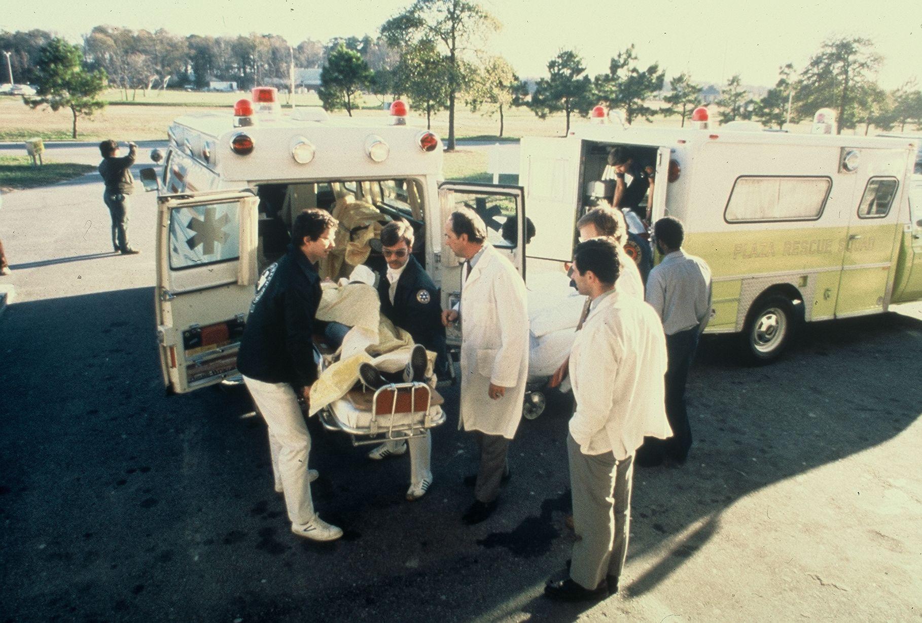 Virginia Beach Ems Van Ambulance Emergency Medical Beach Fire Emergency Medical Services