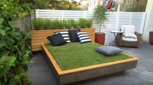 Gras Bett In Love Graser Im Garten Garten Anlegen Und Gartenmobel