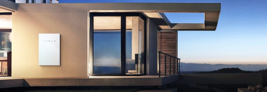 Solar Homes With Tesla S Powerwall 2 0 Are Already Cost Competitive With The Grid In Australia Solar House Solar Roof Solar Panels