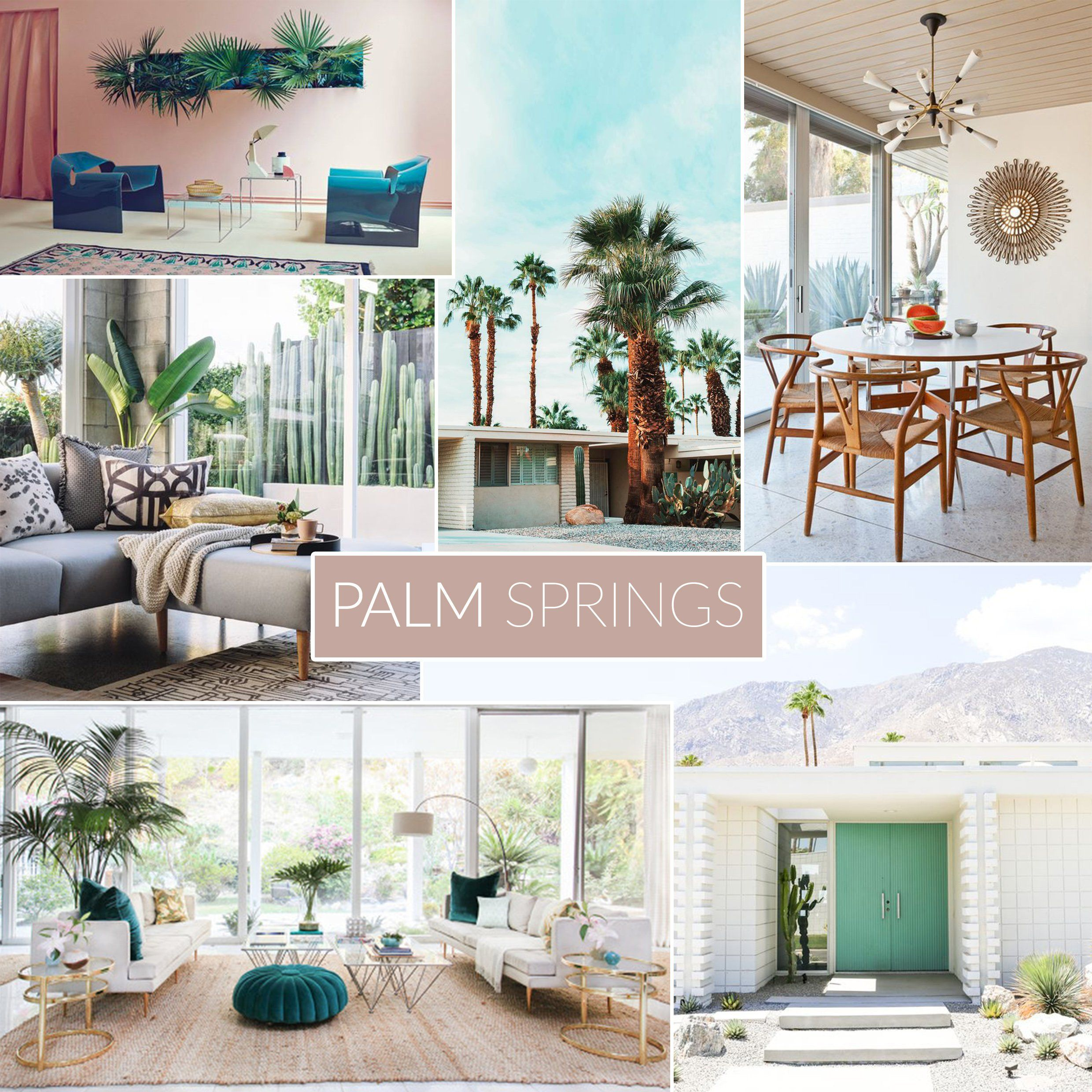 Image Result For Palm Spring Interiors Palm Springs Interior Design Spring Interiors Interior Design Styles