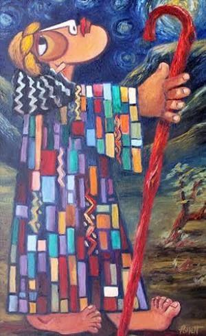 Image result for joseph coat of many colors   Joseph coat many ...