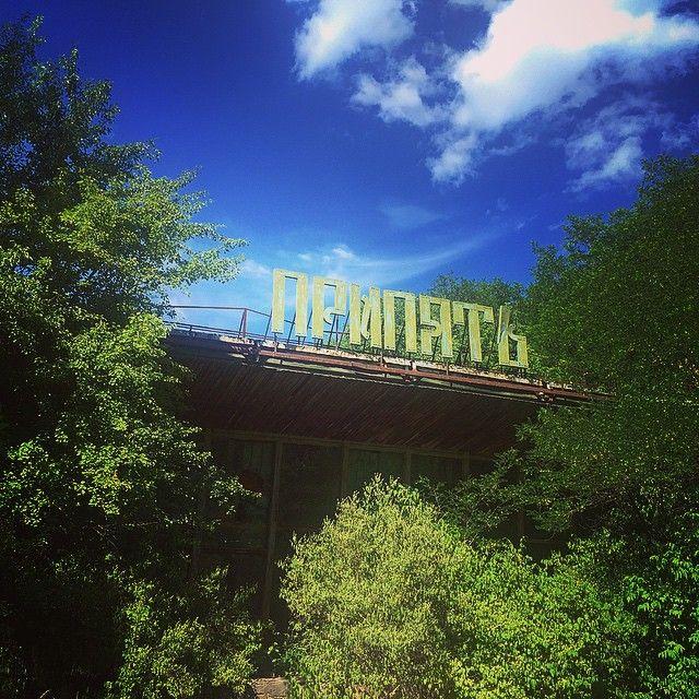 """Pin Van Chernobyl Pripyat Tours Op """" Ghost Town"""" Pripyat"""