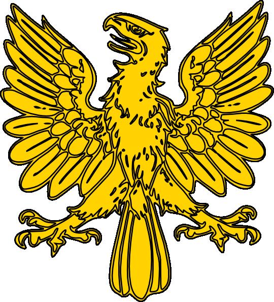 Golden Eagle Clip Art At Clker Vector Clip Art Online