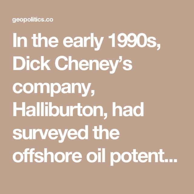 Way she Dick chainey s company