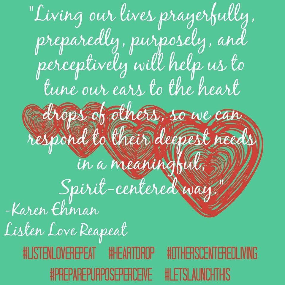 #listenloverepeat #karenehman