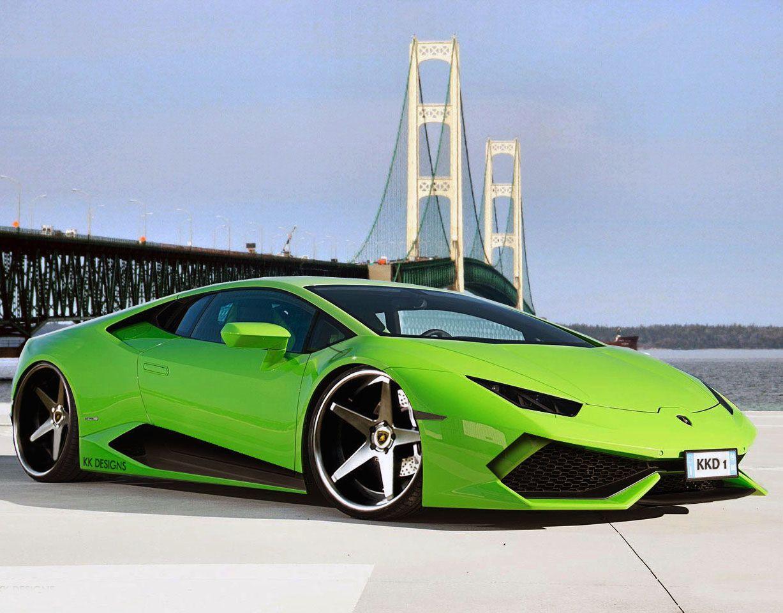Wallpapers Green And Lamborghini On Pinterest: Lamborghini Huracan KK Designs _______________________ WWW