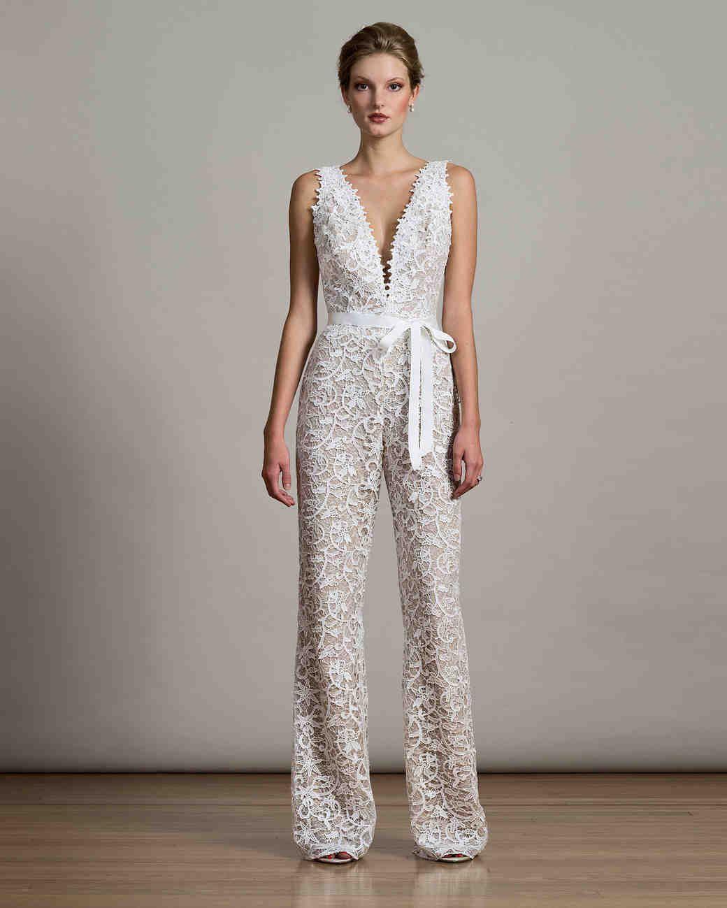 c5e608505f2 Liancarlo Fall 2017 Wedding Dress Collection