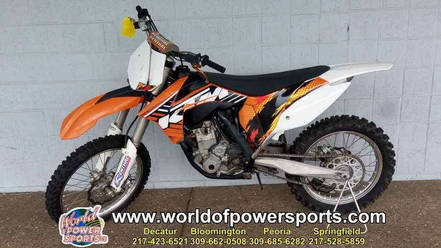 2012 Ktm 350sxf 350 Sxf Ktm Motorcycles For Sale Motorcycle