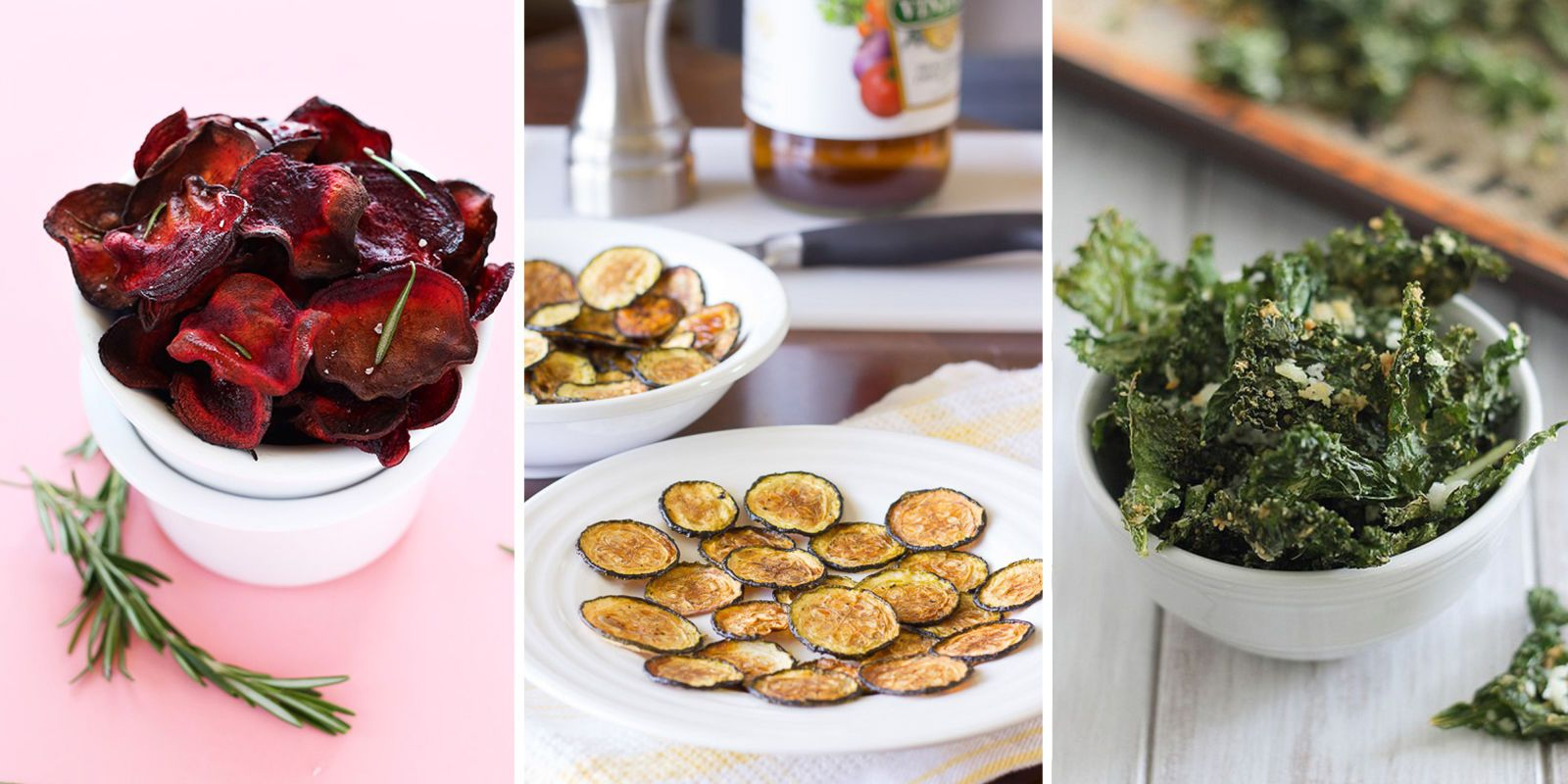 20 homemade fruit and veggie chips to curb your junk food