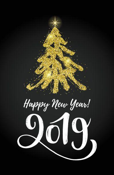 New Year Wallpaper 2019 For Smartphones   Sprüche   Pinterest ...