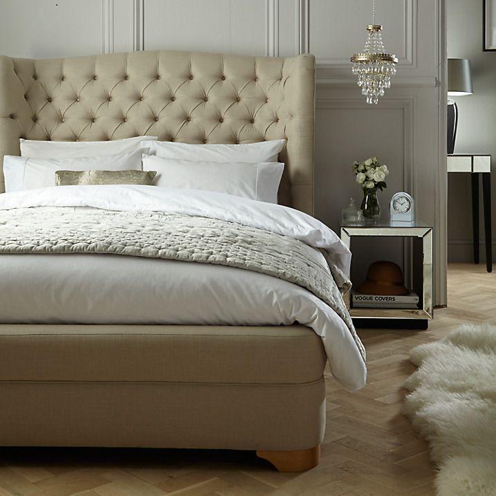 John Lewis Royale Ii Low End Bed Frame King Size Hera Beige Bed Frame Contemporary Bedroom Design Modern Bed Bedroom ideas john lewis