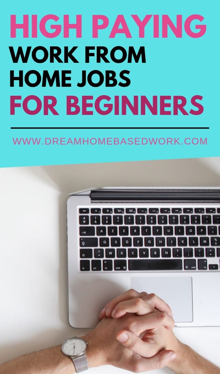 Best 10 highpaying entry level jobs you can do from home
