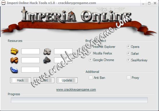 Imperia Online Hack V321 Checked