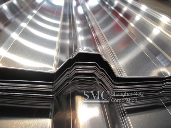 Corrugated Aluminum Sheet Aluminum Roof Abstract Artwork Roofing