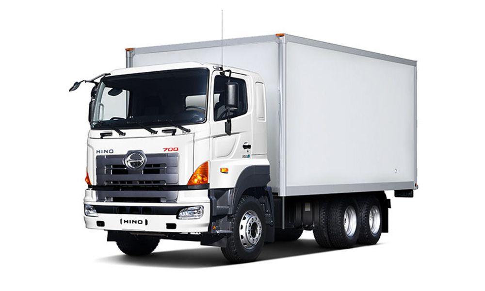 Hino Truck 700 Series Wiring Electrical Diagram Manual Download M