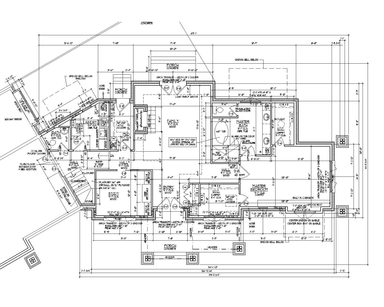 Architectural Cad Drawings Bingbingwang Pinterest Drawing Plans Loft  Conversion House Extension | Home Design Idea | Pinterest | Cad Drawing, ...