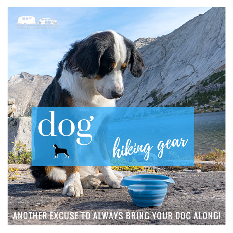 #Dogs are incredible companions! Many of our guests with pets inquire about nearby hiking trails, so we thought it would be a great idea to find out more about gear that will help make your #hike more comfortable for both you and your dog: http://www.highwaywestvacations.com/blog/dog-hiking-gear-! #hikinggear