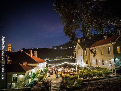 Marin County Wedding Venues North Bay Weddings Sausalito ...