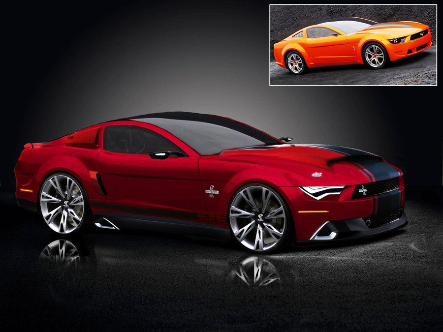 2013 Shelby Mustang GT500 - Conceptcarz