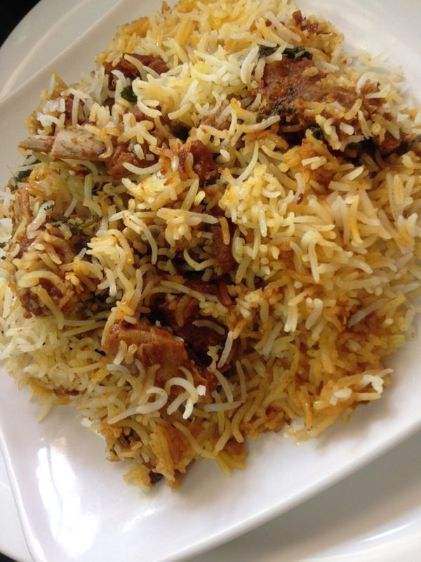 Mutton biryani recipe indian receta curry forumfinder Image collections