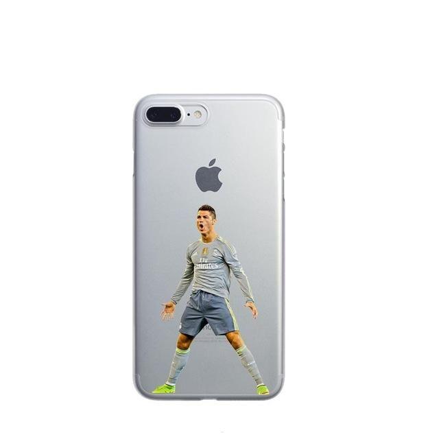 Coque - Cristiano Ronaldo celebration in 2021   Plastic phone case ...