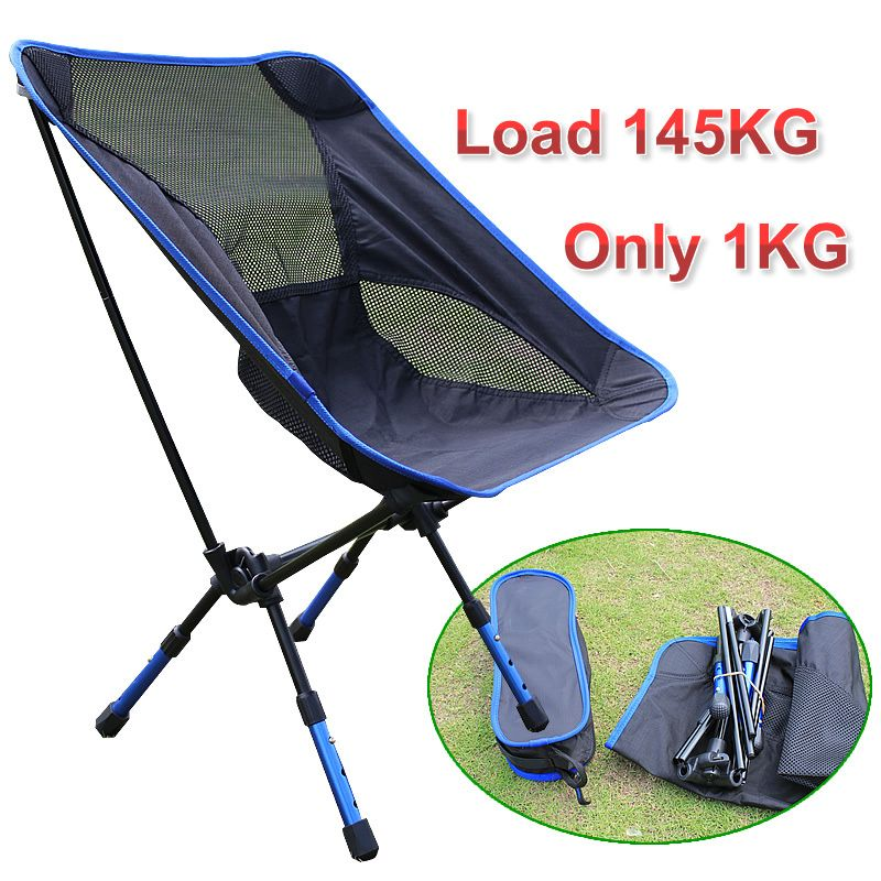 Fishing Chair Small Wooden High Padded Cover Outdoor Aluminum Alloy Ultralight Portable Folding Stool Mazha Camping Seat Beach Chairs Free Shipping