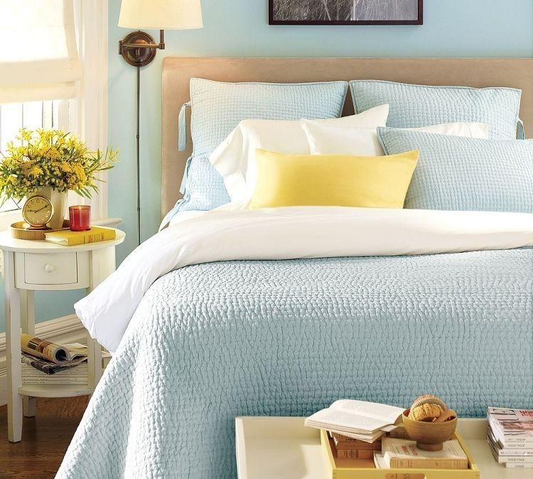 Pin von Anne Marie Gründlinger auf Bedrooms Pinterest - moderne schlafzimmer farben
