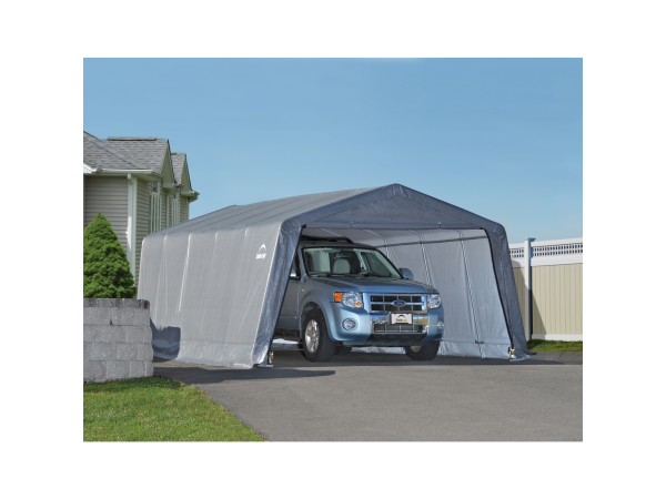 GarageinaBox® Instant garage, Car shelter, Garage