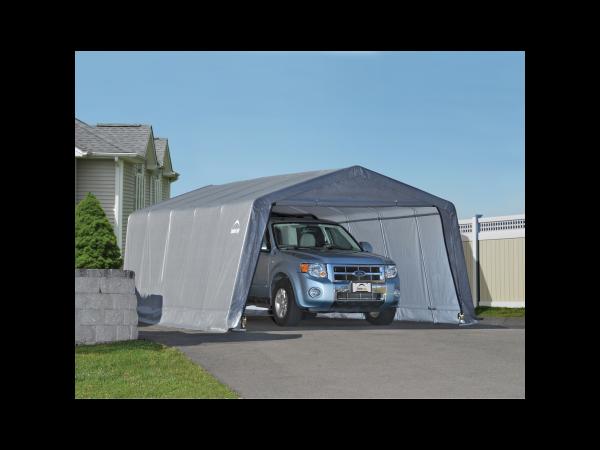 GarageinaBox® Instant garage, Car shelter, Garage