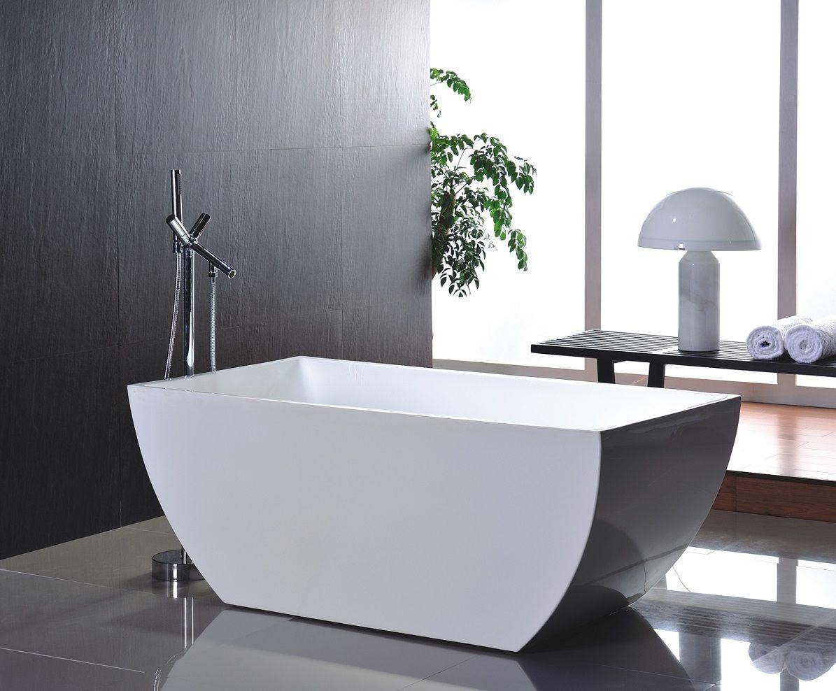 Royal Fiona 59 Inch Freestanding Bath Tub Free Standing Bath Tub Standing Bath Free Standing Bath Free standing bathtubs for sale