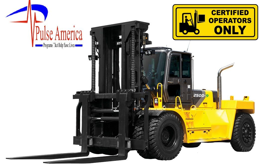 Forklift Training In Orlando, Tampa, Ft Lauderdale, West
