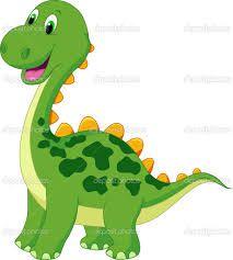 Resultado De Imagem Para Desenhos De Dinossauros Dinossauro Fofo