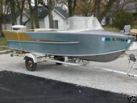 Feather Craft Boat Pictures | 1957 Feathercraft Boat