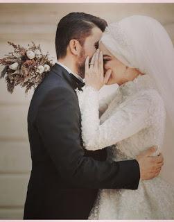 صور عرايس محجبات تحفة اشيك واروق عروسة بالفستان 2020 Muslim Wedding Photos Muslim Wedding Dresses Islamic Wedding
