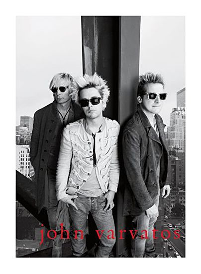 "MTV - Green Day Go ""High"" Fashion for John Varvatos"