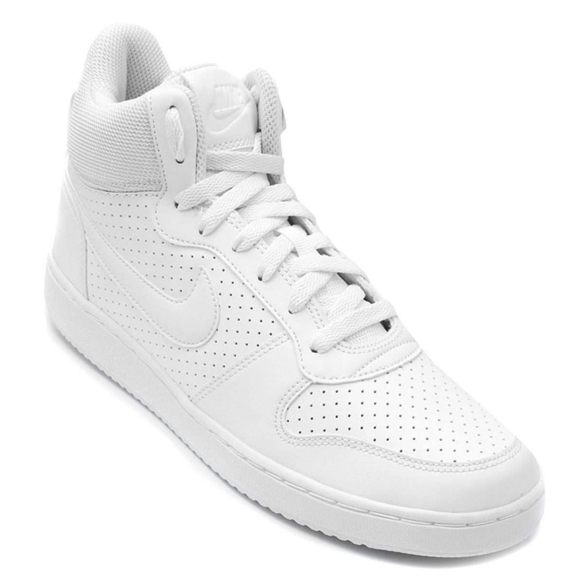 7aace76104 Tênis Couro Cano Alto Nike Recreation Mid Masculino - Compre Agora ...