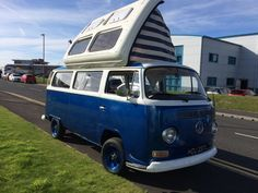 1972 VW CAMPER VAN RARE RIGHT HAND DRIVE VOLKSWAGEN T2 4 BERTH TAX EXEMPT 19K in Cars Motorcycles & Vehicles Campers Caravans & Motorhomes Campervans & Motorhomes | eBay