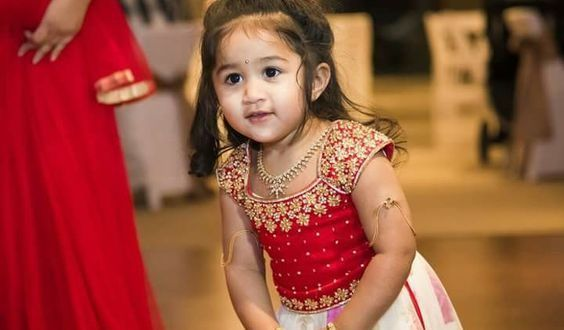 Pattu Langa For 1 Year Old Kids Blouse Designs Kids Designer Dresses Dresses Kids Girl