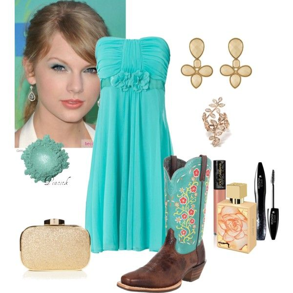 65dfeb154cf Be a Country Girl for Prom - Polyvore